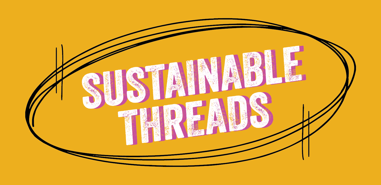 Sustainable Threads banner
